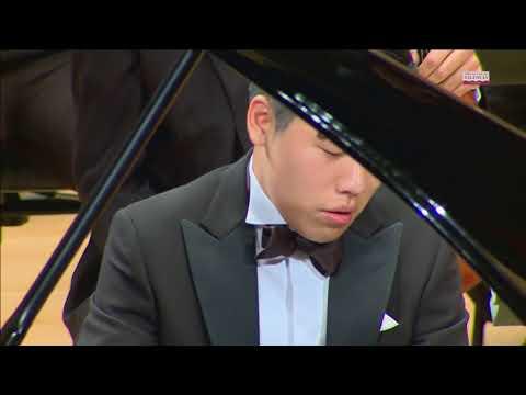 "2017 Itrubi International Piano Competition, Saeyoon Chon Beethoven  Piano Concerto no.5 ""Emperor"""