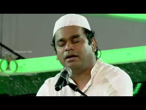 A R Rahman Qawali Live Travel Video