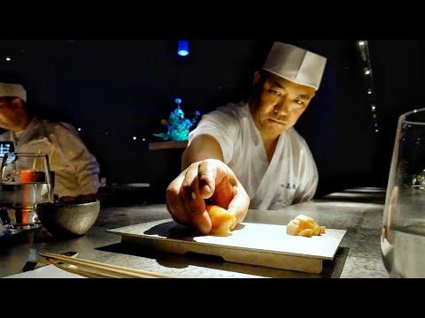 Michelin Star Sushi vs Traditional Sushi | Tokyo Sushi Restaurants