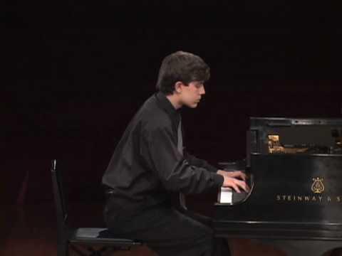 Brahms, Rhapsody in B minor, Op 79 No 1