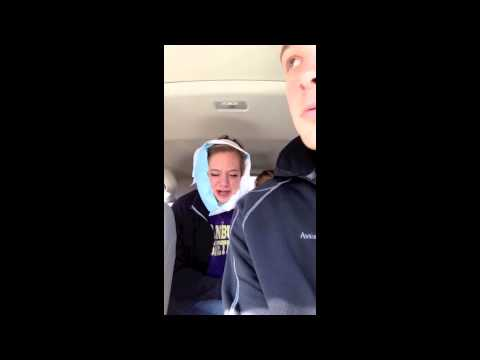 Girl Apologizes To 'Dead' Wisdom Teeth After Surgery (VIDEO)