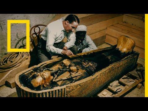مصر القديمة: توت عنخ آمون الجبار | ناشونال جيوغرافيك أبوظبي - Nat Geo Abu Dhabi