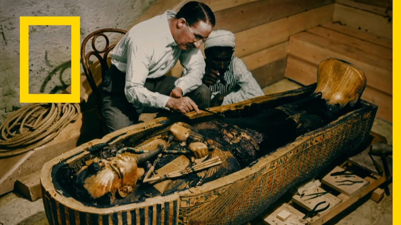 Download مصر القديمة: توت عنخ آمون الجبار | ناشونال جيوغرافيك أبوظبي