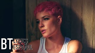 Download Halsey - Without Me (Lyrics + Español) Video Official Mp3