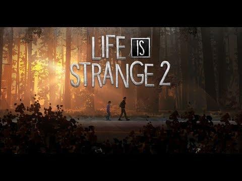 LIFE IS STRANGE 2 Walkthrough Part 1 - Intro - Episode 1  (LIVE STREAM) thumbnail