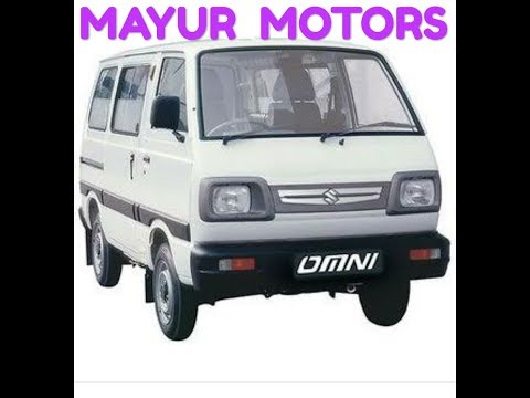 Maruti Omni van engine not start fault wiring harness Engine does not have a check light malfunction
