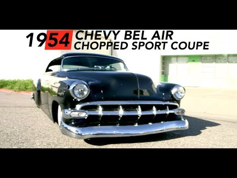 EXCESS CLASSICS EDITION EP. 2 1954 CHEVY BEL AIR CHOPPED SPORT COUPE