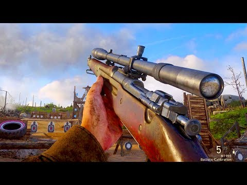 Call of Duty: WW2 MULTIPLAYER GAMEPLAY! - SNIPING, FLAMETHRO