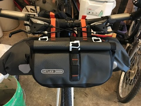 Ortlieb Handle-Bar & Accessory Pack