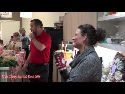RLPA Charity Bake Sale Dec 6, 2016