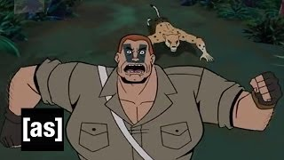 S5 on Blu-ray and DVD (Own it Now) | The Venture Bros. | Adult Swim