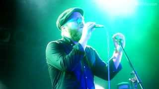 Alex Clare - Sanctuary (Live in Moscow 07.11.12)