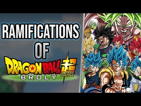 VIDEO: Ramifications AFTER Dragon Ball Super Broly