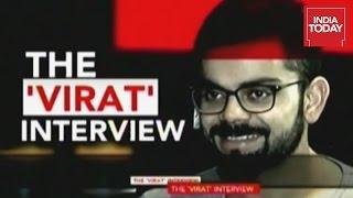 Virat kohli exclusive interview with boria majumdar