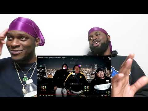 HP Boyz - Bad N Bouj (Official Music Video) | AUS REACTION 🇦🇺