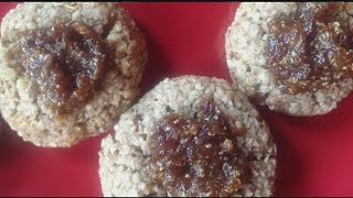 Mass Appeal Apricot Almond Thumb Print Cookies