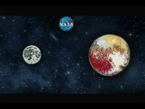 John Brandenburg - La Lune, Mars et la NASA