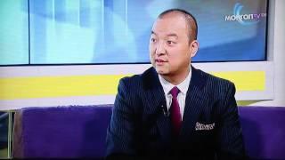 Монгол ТВ ӨНӨӨ ӨГЛӨӨ хөтөлбөр  Д.Бум Эрдэнэ