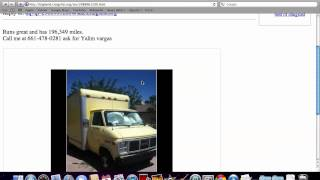 Craigslist Southwest Big Bend Texas - Used Cars And Trucks Under $3500 Available Online
