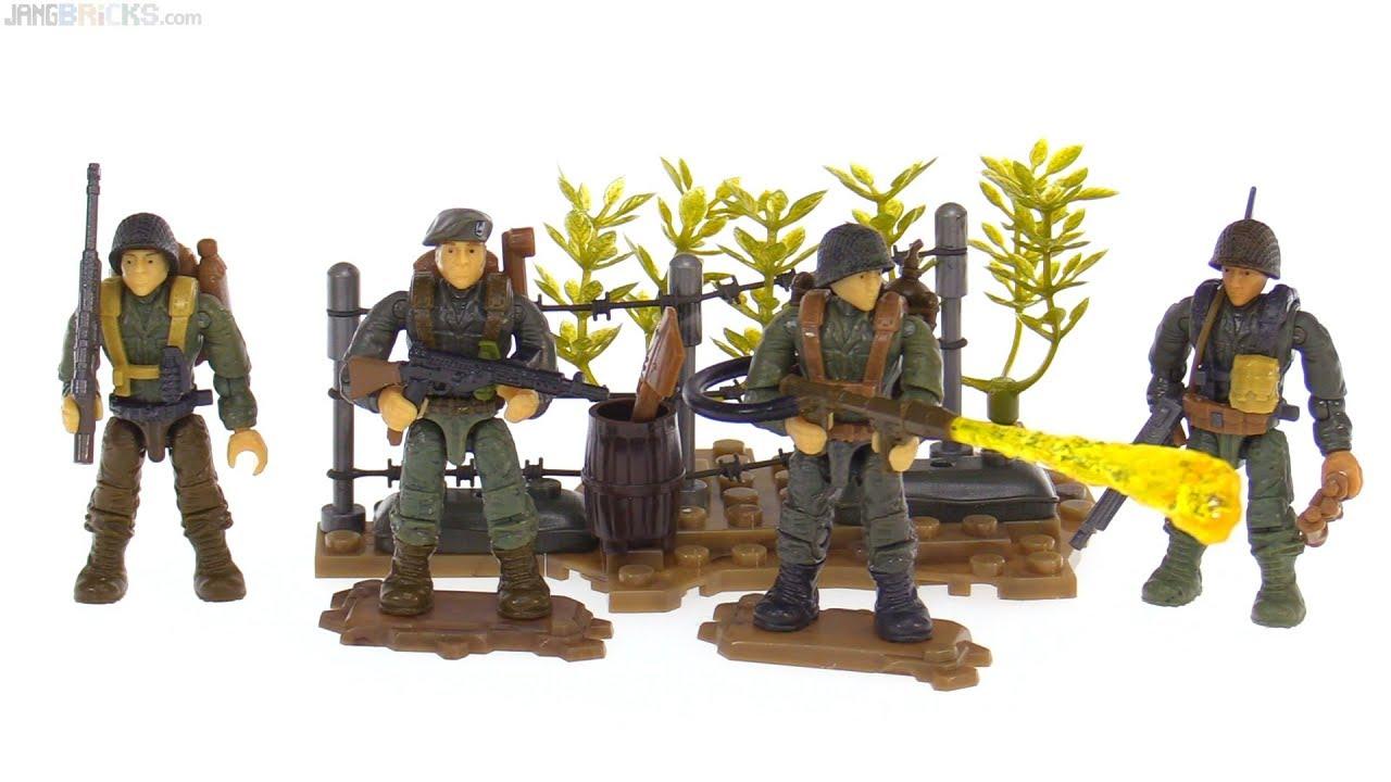 Mega Construx Call Of Duty Military Lego Entertainment