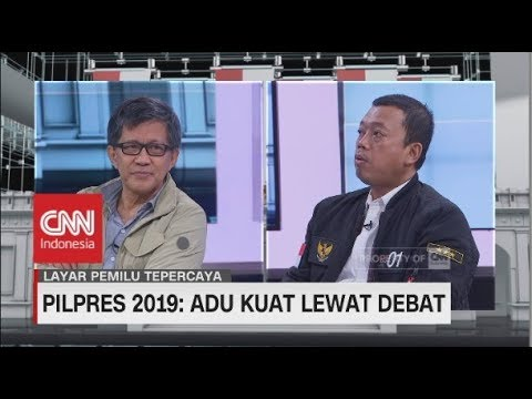 Adu Kuat Rocky Gerung & Nusron Komentari Debat Keempat (1-7)