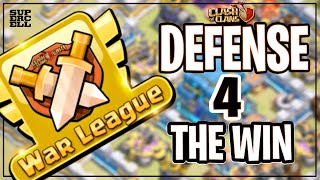 Defense 4 The Win | Th12 War Base | Clash Of Clans