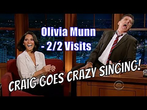 Olivia Munn  She Completely Messes Craig Up  22 Visits In Chron. Order 720p