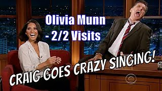 Olivia Munn - She Completely Messes Craig Up - 2/2 Visits In Chron. Order [720p]