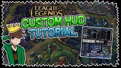Wie installiert man ein Custom HUD? - League of Legends Tutorial [German] | Deanom