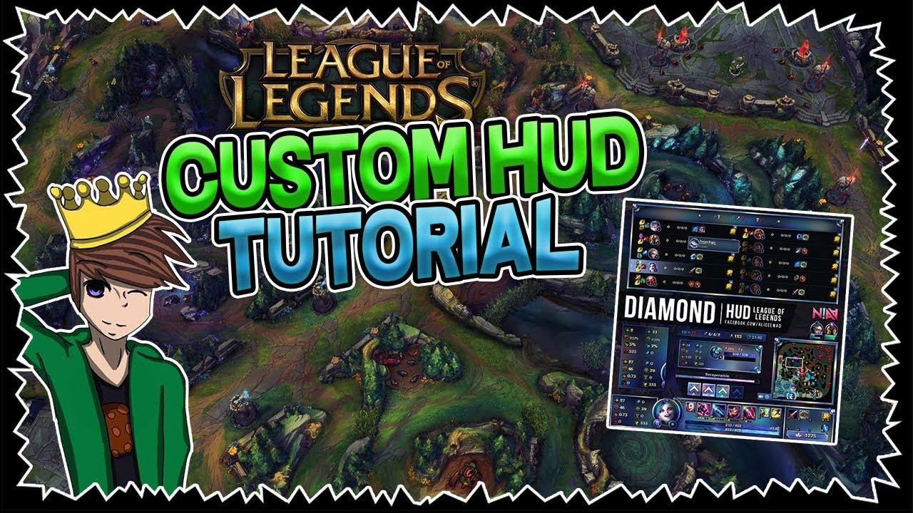 Custom Hud Lol