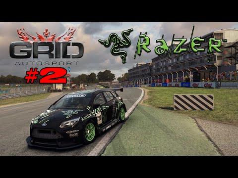 GRID Autosport #2   Team Razer - Ford Focus