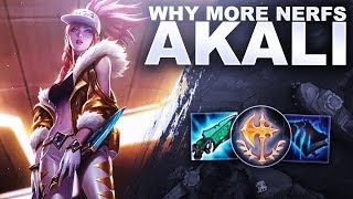 THIS IS WHY AKALI KEEPS GETTING NERFED -  Spectating Challenger EUW | League of Legends