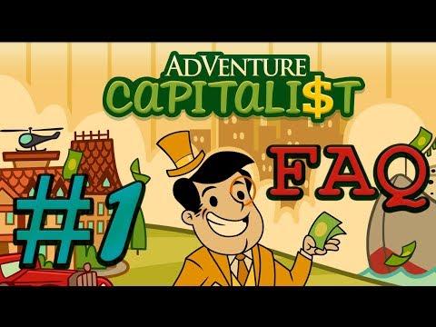 AdVenture Capitalist- Быстрый гайд