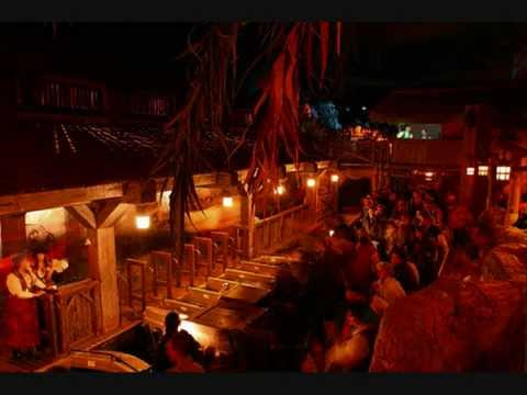 Pirates of the Caribbean - Waiting Area - Disneyland Paris