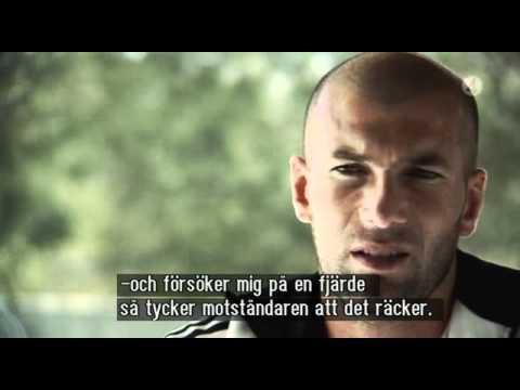 Zinedine Zidane Documentary SWESUB (Swedish speak)