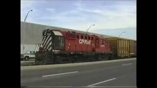 CP Rail In South Philadelphia