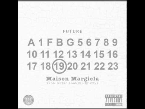 Future - Maison Margiela Instrumental (Prod By @MetroBoomin) (Re Prod By @MessiahWins1)