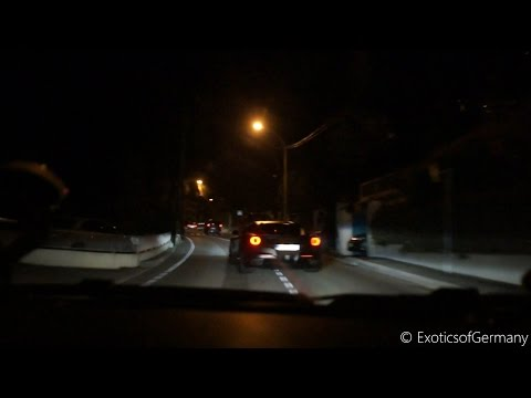 Custom Ferrari F12 - Drinking and Driving in the hills of Monaco?