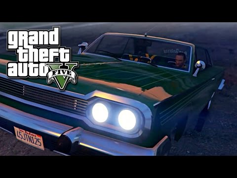 "GTA 5 Rap Song: CJ Raps - ""I'm From Grove Street"" (Music Video)"