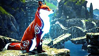SPIRIT OF THE NORTH Bande Annonce (2018) PS4