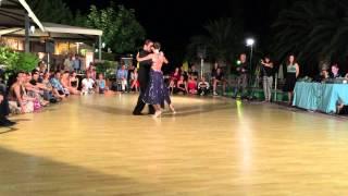 Nikos & Margarita - 4th Int. Lesvos Tango Meeting - 1/3