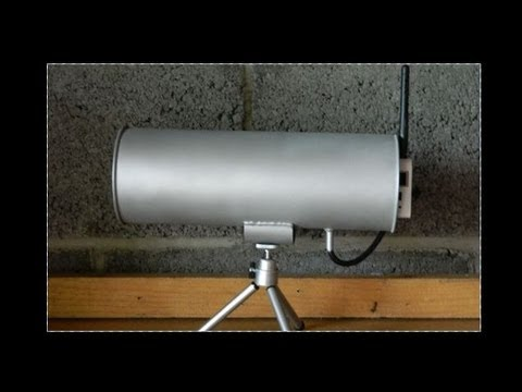 Build a long range Wi-Fi repeater