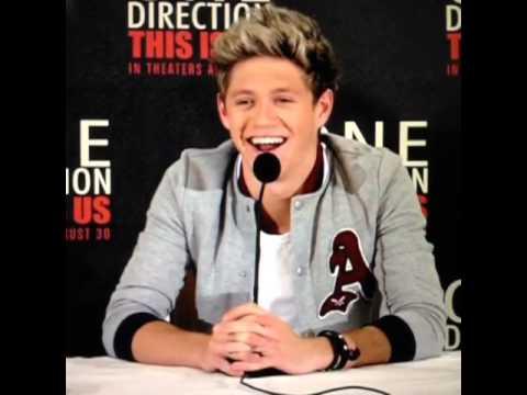 Niall Horan's Laugh 2013 - YouTube Niall Horan Laughing 2014