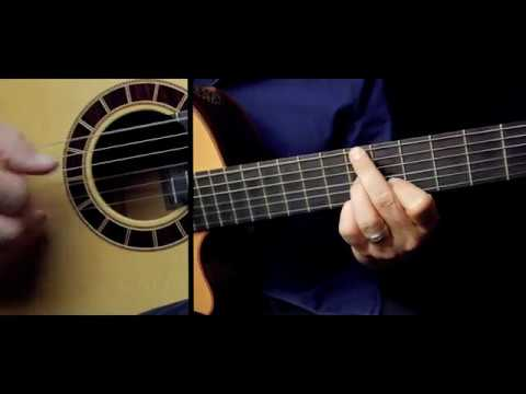 We Are The  Champions - Queen -  Fingerstyle Guitar Tutorial