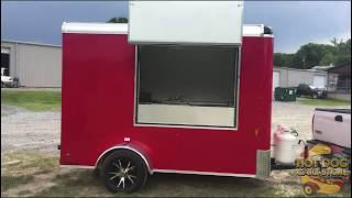 Stand King Concession Trailer For Sale