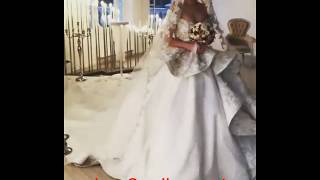 Свадебное платье Александры Артёмовой