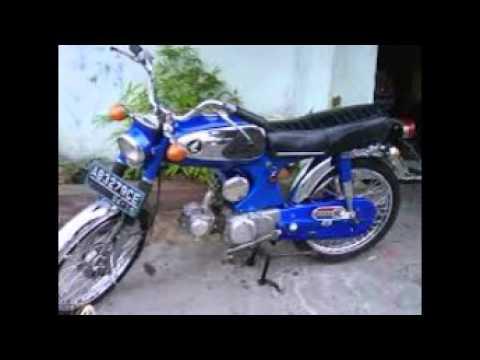 Modifikasi Motor Kulo Honda Astra Super 90z Klasik Motor Pletok
