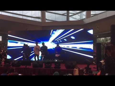 ISMAIL IZZANI - LUAR BIASA (live version,FULL)