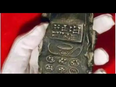 Austrian Archeologists Unearth  Cellpone Tablets In Cuneiform