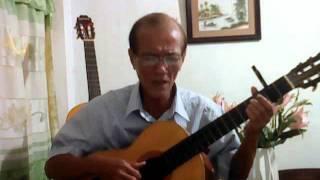 Tinh yeu ben dong song Quan Ho - Hat voi guitar